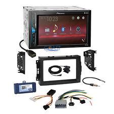 Pioneer Multimedia Stereo Dash Kit Non-Amp Harness for 04+ Chrysler Dodge Jeep