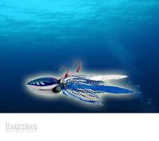 Shimano Lucanus Jig Lures Fishing Tackle Bottom Boat Blue/Silver 80gr 3oz NEW