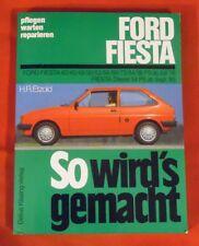 So wirds gemacht Nr 53 , Ford Fiesta ab 76 - Diesel ab 85 , H.R. Etzold , 1989 ,