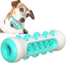 1PC Dog Toothbrush Rubber Dog Cleaning Toy Puppy Chew Toy for Dogs Dental Care