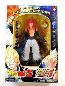DRAGON BALL Z FUSION COLLECTION LIMITED EDITION SS4 GOGETA 12 INCH FIGURE MIB
