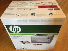 Brand New HP LaserJet CP1518ni Network Color Laser Printer Retail Box CC378A