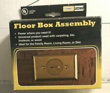 NEW IN BOX RACO HUBBELL Floor Floor Box Assembly No 6236 New / Box Rare