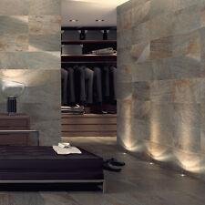 27x50 Matt Green Stone Effect Ceramic Wall and Floor Tiles (1 SQM = 7.4Tiles)