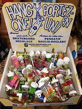 70s Skateboard Hang Ten Toy Skate Necklace Store Display 50 Pcs