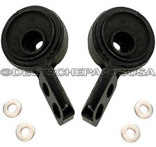 M3 UPGRADE OFFSET CONTROL ARMS BUSHING BUSHINGS RETAINERS LOLLYPOP for BMW E36