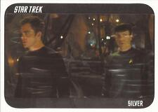 Star Trek Movie 2009 - No. 93 Silver Parallel Card #023/200