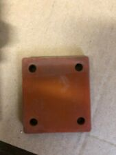 """Voorwood mounting pad for A212 2-7/8"""" x 2-5/8"""""""