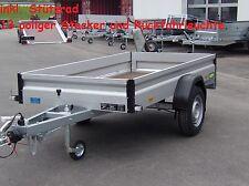 Unsinn Pkw Anhänger WEB 14 - 1300 kg - 2,50x1,26 m - NEU
