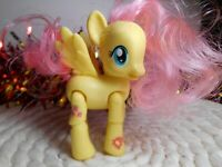 my little pony mon petit poney g4 FLUTTERSHY ARTICULE hasbro 2010 idée noël