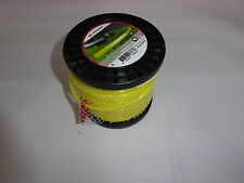 4mm x 32M HEAVY DUTY STRIMMER TRIMMER LINE CORD WIRE ***FREE POST***