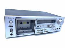 SONY TC-K71 Tape Deck Vintage 1980 3Head 20hz-20khz Refurbished Hi End Good Look