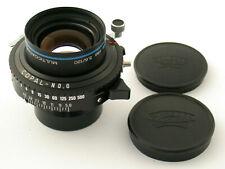 SCHNEIDER Makro-Symmar HM 5,6/120 120 120mm F5,6 Macro Copal 0 near new fast neu