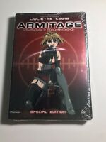 Armitage III: Dual-Matrix (DVD, 2002, Special Edition)