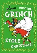 How the Grinch Stole Christmas! by Dr. Seuss (Hardback, 2016)