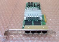 HP 436431-001 NC364T Quad Port Gigabit Ethernet Adapter Card PCI-E Full Height