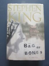 Bag of Bones by Stephen King (1998, Hardcover)