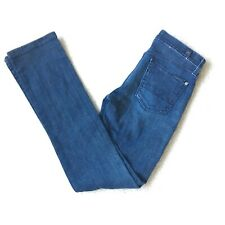 Women's 7 For All Mankind Straight Leg Jeans Size 25 Preowned