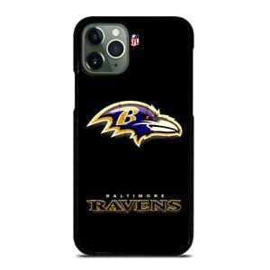 BALTIMORE RAVENS iPhone 6/6S 7 8 Plus X/XS Max XR 11 Pro Case