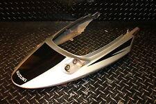 2008 Suzuki Katana 650 Gsx650f Oem Silver Rear Back Tail Fairing Cowl Shroud