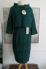 Lindy Bop Maybelle Emerald Green Vintage Dress bnwt size 12