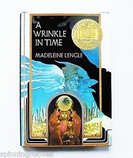 A Wrinkle In Time by Madeleine L'Engle (Time Quintet, Book 1) (Hardcover) ~ NEW!