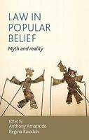 Law in Popular Belief. Myth and Reality (Hardback book, 2017)