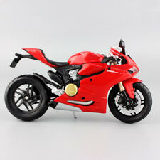1:12 scale Maisto Ducati 1199 Panigale R Superbike Diecast model motorcycle toys