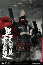 COOMODEL SERIES OF EMPIRES BLACK CATTAILL ARMOR OF ODA NOBUNAGA LEGENDARY Ver.