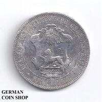 Deutsch Ostafrika 1 Rupie 1892 - Deutsche Kolonie im Kaiserreich heute Kenia