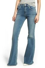 Citizens of Humanity Chloe in Orbit Stretch Super Flare Jeans 26 X 35