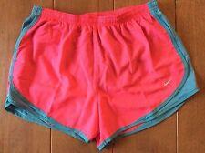Ladies Nike Running Shorts  (Large)