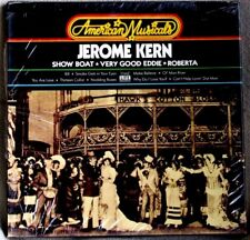 Jerome Kern Show Boat et al American Musicals 1981 Time-Life Sealed 3 LP Box