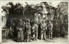 Pasadena CA Tournament of Roses Parade Prize Winners MONKS - rppc 1921