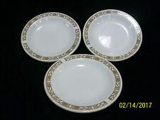 "Homer Laughlin Best China 5-1/2"" Plate Tan"