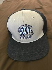 NEW BLUEMOON 20th anniversary hat