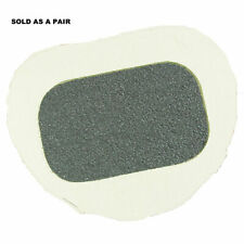 NEW Coronet Kedron Comfort Stirrup Pads Sandpaper Top