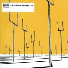Muse-ORIGIN OF SYMMETRY with enhanced part!/UNIVERSAL RECORDS CD 2001