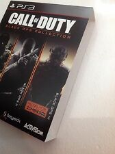 Call of Duty Black Ops Combo Pack Collection BOX Sony Playstation 3 PS3 I II III