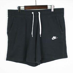 NIKE Sportswear Womens French Terry Sweat Shorts LARGE