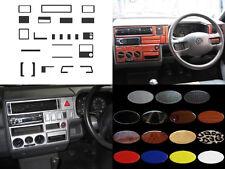 VW T4 TRANSPORTER / CARAVELLE / MULTIVAN - Dash Trim Kit RHD - 15 colours
