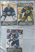 2015-16 UD YOUNG GUNS OVERSIZED 3 ROOKIE CONNOR HELLEBUYCK MALCOM SUBBAN FABBRI
