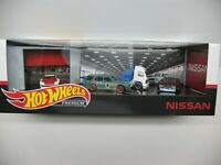 2020 Hot Wheels Premium Nissan Garage Set. New