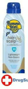 BL Banana Boat Spf#30 Hair And Scalp Defense 6 oz Spray - Two PACK