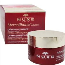 Cosmétique Nuxe women MERVEILLANCE EXPERT crème nuit lift-fermeté 50 ml