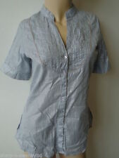 River Island Fitted Casual Striped Tops & Shirts for Women