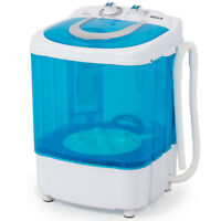 Portable Washing Machine 8.8LBS Laundry Wash RV Camping Mini Small Easy Operate