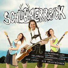 CD Pop-rock por volxock/Alpenrebellen/Schuezenjaeger