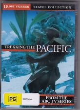 Trekking The Pacific - DVD (Brand New Sealed) All Regions