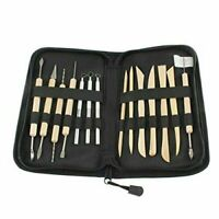 14Pcs Pottery Sculpture Tools Clay Sculpting Carving Modeling Ceramic DIY kit